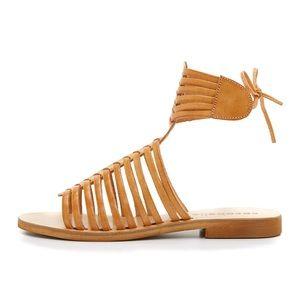 cocobelle Shoes - Cocobelle Ibiza gladiator sandal 8.5/39